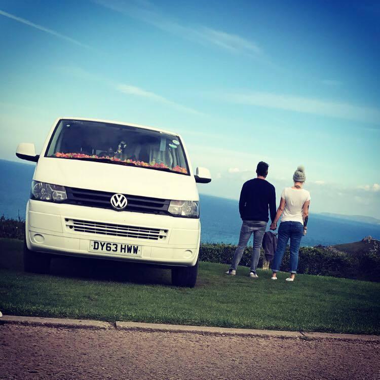 Agatha the VW T5